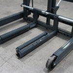 Finkbeiner wiellift voor banden van 270 tot 1300 mm doorsnee en 600 mm breed